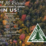 2019-20 Fall and Winter Retreats Poster