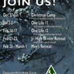 2020 Winter Retreats – Bulletin Insert